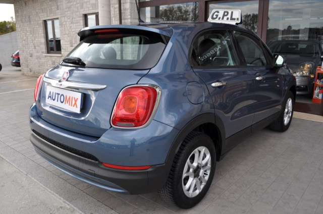 Fiat 500 X 1.4 Tjt Pop Star 4x2 Gpl 120cv