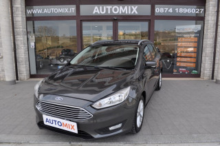 Ford Focus Sw 1.5 Tdci 120cv Business