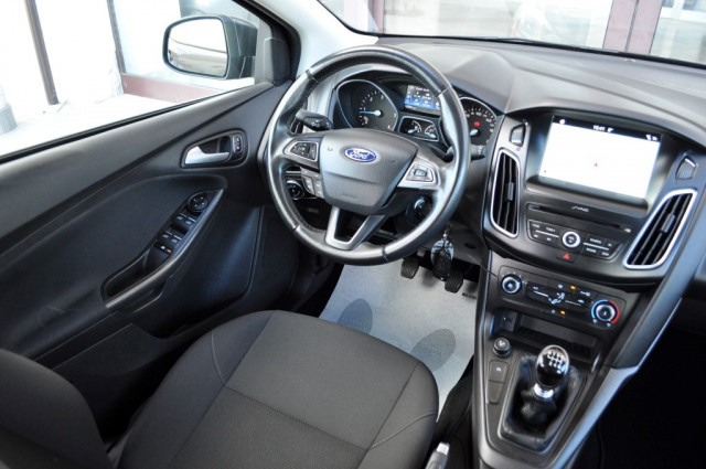Ford Focus Sw 1.5 Tdci Business